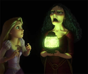 Rapunzel and Gothel